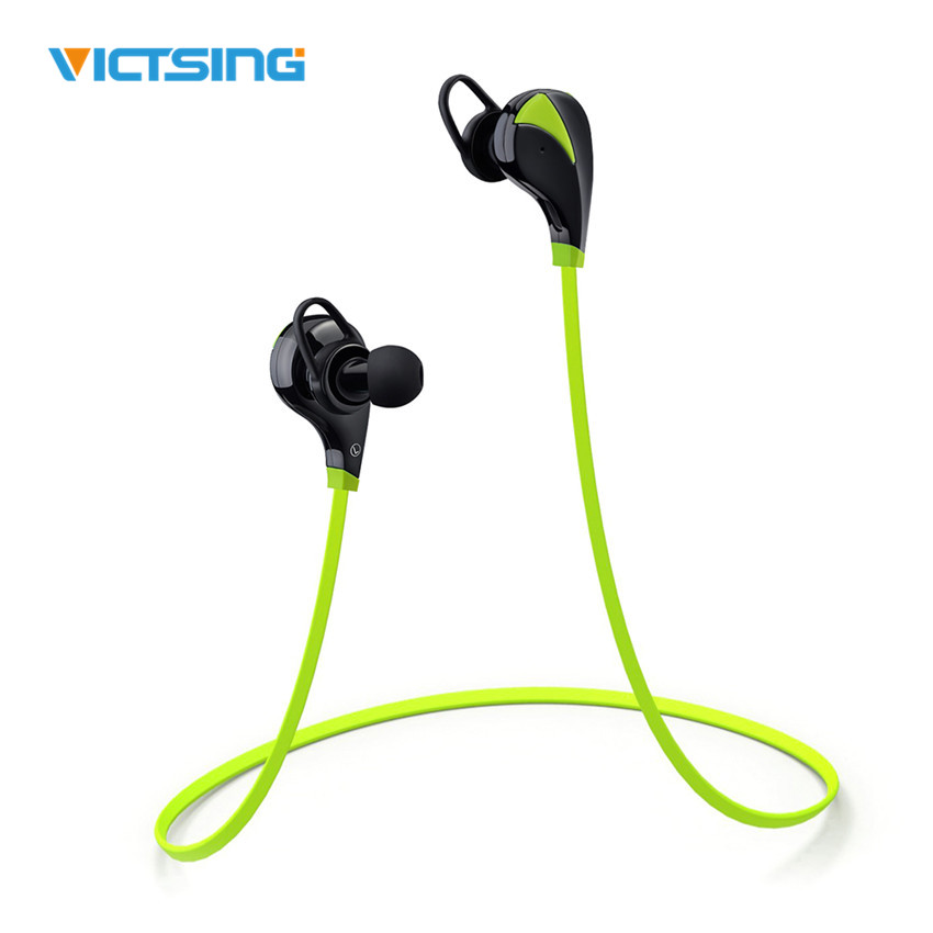 VicTsing Wireless Bluetooth headphone headset Stereo Sound Hands-Free sports Earphone fone de ouvido For Android IOS Phones