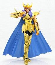 MC מתכת מועדון Saint Seiya בד מיתוס EX זהב עקרב מילוא מודלים מתכת בד