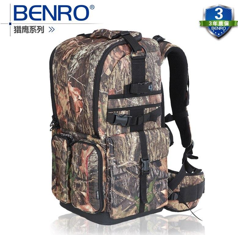 Benro Falcon 800 double-shoulder slr professional camera bag camera bag rain cover цена