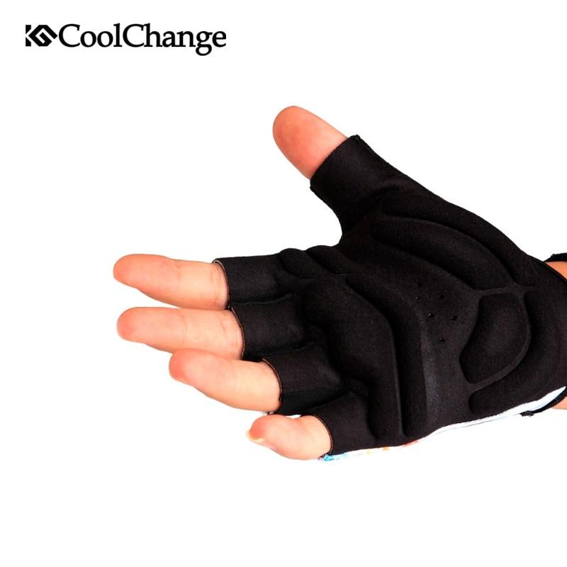 CoolChange Biciklističke rukavice Pola prsta Muške ženske ljetne - Biciklizam - Foto 5