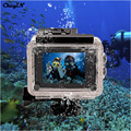 """подводная камера экшн камера Ultra HD 4 К WI-FI Спорт Действий Камеры С Дистанционным Управлением 2 """"LTPS Экран Водонепроницаемый Шлем Видеокамера DVR DVR89Y-2930"""