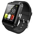 1 unid 2017 nueva moda bluetooth smart watch mujeres hombres pulsera deportivo relojes hora de alarma para apple/android correa de silicona h3 regalo