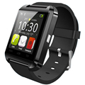 1pc 2017 new fashion Bluetooth Smart Watch women men sports Wrist clocks hour alarm for apple/Android silicone strap gift H3