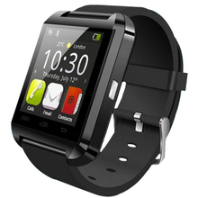 1pc 2017 new style Bluetooth Good Watch ladies males sports activities Wrist clocks hour alarm for apple/Android silicone strap present H3