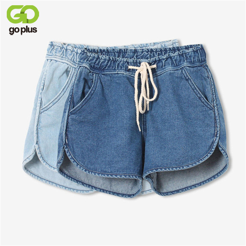 2019 New Arrival Fashion Brand Summer Women   Shorts   Loose Cotton   Short   Casual female Slim High Waist Denim   Shorts   Pure C1085