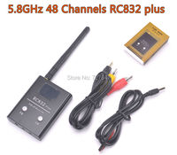2016 NEW FPV 5 8G 5 8GHz 48 Channels RC832 Plus Receiver With A V And