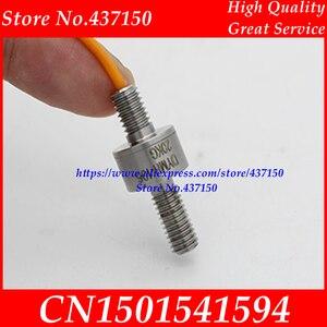 Image 3 - Tipo diminuto do parafuso do sensor da automatização da pilha de carga do sensor da pressão do transdutor da força de impulso da tração