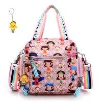 Cartoon Bolsos Harajuku Doll Handbag Waterproof Nylon Cloth Women S Bags One Shoulder Cross Body Women
