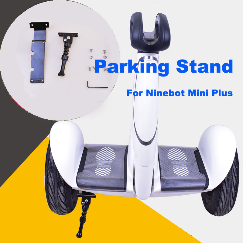 Foldable Kickstand Parking Stand For Xiaomi Ninebot Mini Plus Electric Scooter0U
