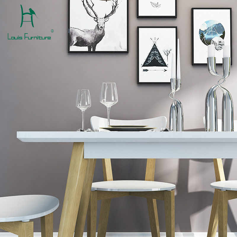 Dining Tables White Oak Solid Wood