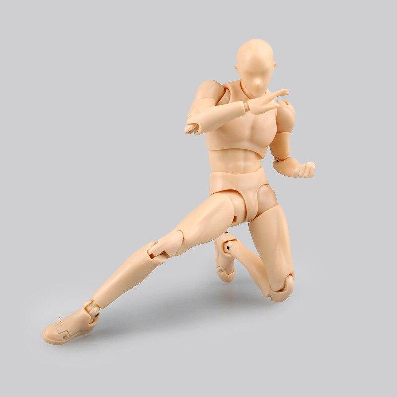 BODY KUN / BODY CHAN BJD de alta calidad Gray Color Ver. Figura de - Figuritas de juguete - foto 3