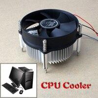3PIN DC 12 В Процессор охлаждения Cooler PC бесшумного вентилятора для Intel LGA775 QJY99