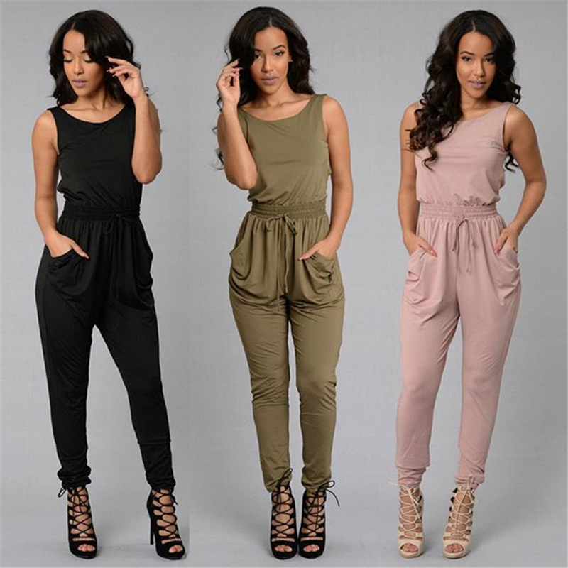 SUDB Rompers Womens Jumpsuit Women Sexy Jumpsuit Clubwear Stylish Jumpsuit Women Casual Slim Rompers Overalls For Women Onepiece ...