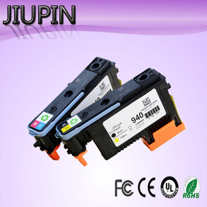 JIUPIN For HP 940 Printhead C4900A C4901A 940 Print Head For HP Officejet Pro 8000 8500 8500A A809a A809n A811a A909a A909n A90JIUPIN For HP 940 Printhead C4900A C4901A 940 Print Head For HP Officejet Pro 8000 8500 8500A A809a A809n A811a A909a A909n A90