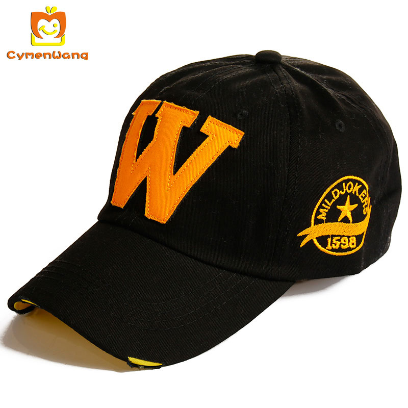 Cymenwang Cotton Baseball Cap For Men Snapback Hip Hop Hat Letter Adjustable Hats Black Caps Men Fitted Hat Bone Women Male Caps branded hip hop snapback hats summer flat baseball cap for women men embroidered korean caps casual visor cotton hat adjustable