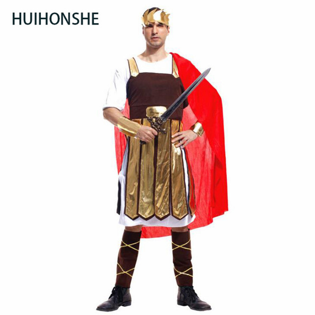 Ancient Roman Warrior Costumes Masquerade Party Men Costume Gladiators Knight Julius Caesar Adult Cosplay Theme Couple  sc 1 st  AliExpress.com & Ancient Roman Warrior Costumes Masquerade Party Men Costume ...