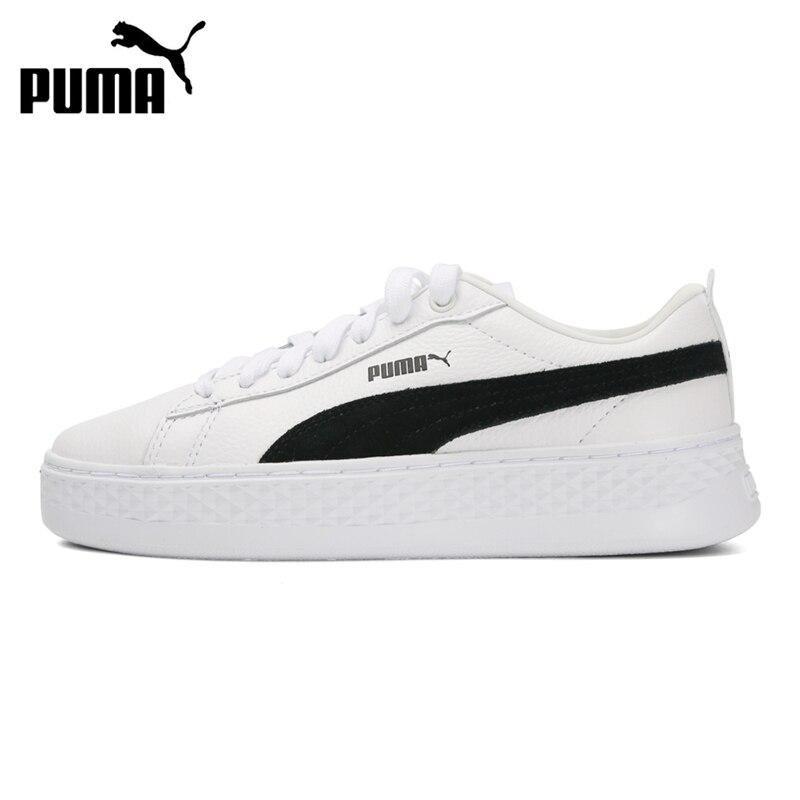 puma white mujer