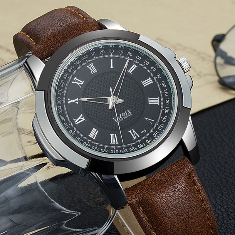 reloj hombre 2018 Yazole Watch Mens Watches Top Brand Luxury Men Watches Fashion Unique Designer Quartz Watch Business Clock