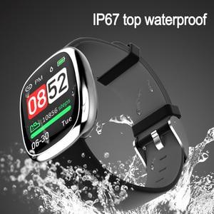 Image 5 - New Screen Activity Tracker Waterproof Smart Bracelet Blood Pressure Pedometer Smart Wristband Heart Rate Monitor  mens women