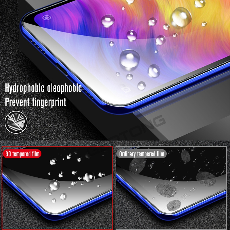 9D Tempered Glass For Xiaomi Redmi Note 7 Pro Note 6 5 Pro Screen Protector For Redmi 6 K20 Pro 6A 5 Plus Protective Glass Film 9
