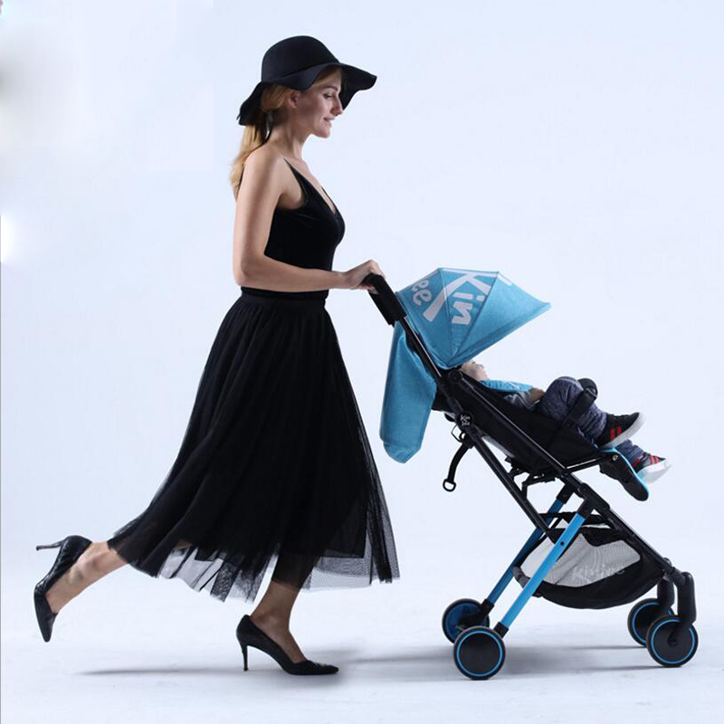 High landscape baby stroller ultra light portable aircraft umbrella folding baby stroller can sit reclining baby strollerHigh landscape baby stroller ultra light portable aircraft umbrella folding baby stroller can sit reclining baby stroller
