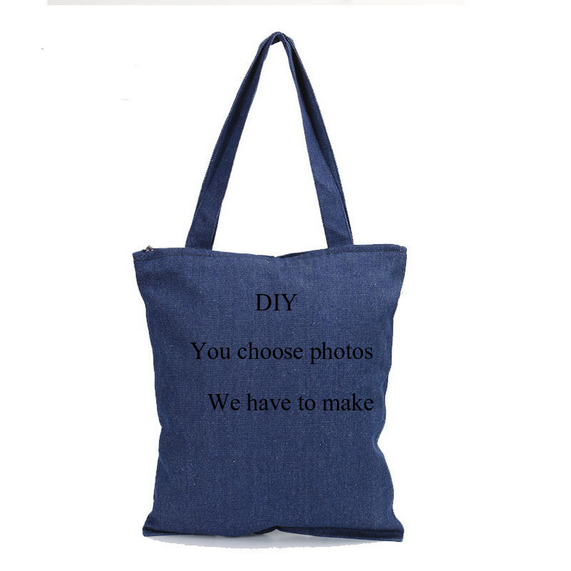 2016 news DIY bag you choose photo we make it logo head...