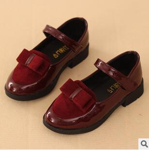 kids casual shoes new fashion brand designer children's pu