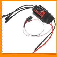 Hobbywing Skywalker 20A Electronic Brushless Motor Speed Controller ESC for RC Aircraft Helicopter