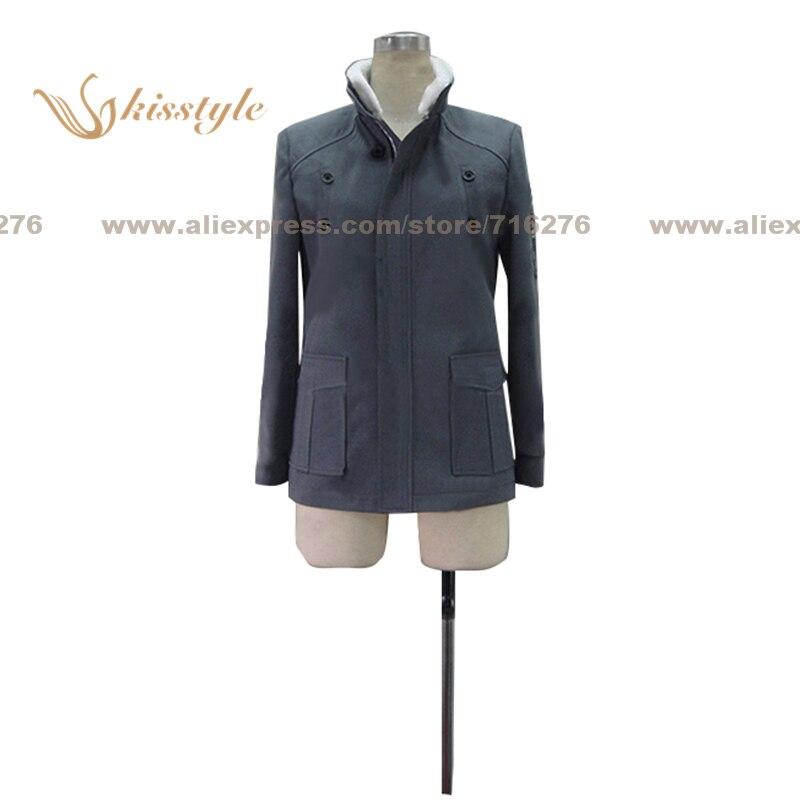 Kisstyle Fashion Psycho-Pass Shinya Kogami Jacket Uniform COS Clothing Cosplay Costume,Customized Accepted