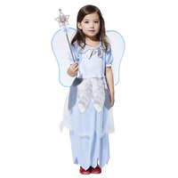 Girl Fantasia Butterfly Princess Costume Kids Children Halloween Carnival Animal Cosplay Fancy Party Dress Up Suit with Wings