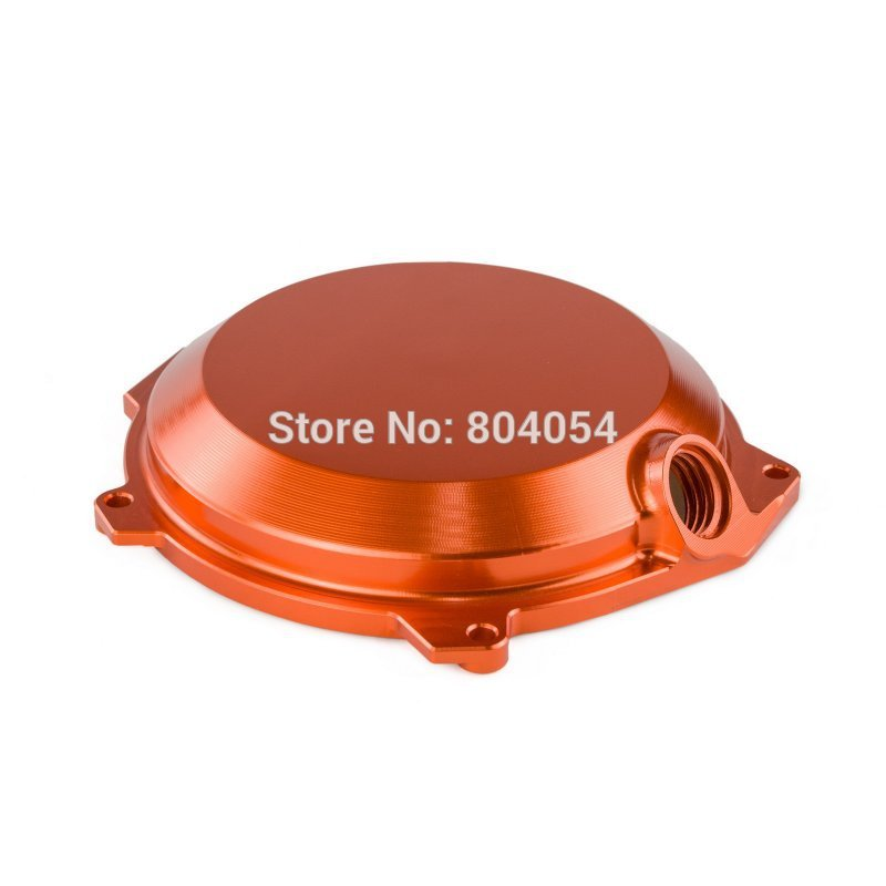 CNC Billet Engine Clutch Cover Outside Fits For KTM 350 SX-F XC-F 2011 2012 2013 2014 2015 clutch cover protection cover for ktm 250 sx f 250 xc f 350 xc f 2013 2014 2015