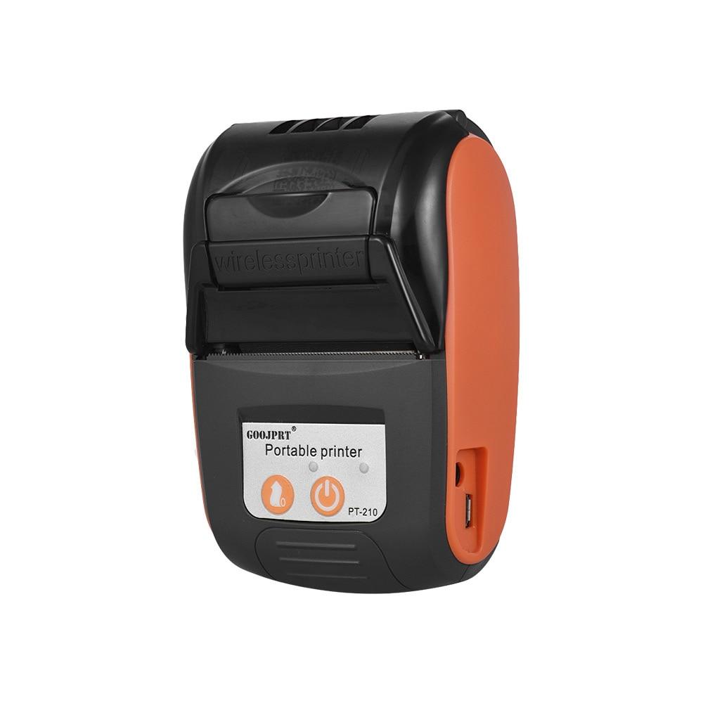 Imprimante thermique portative tenue dans la main d'imprimante de reçu de 58mm pour la logistique d'usines de Restaurants de magasins de détail-in Imprimantes from Ordinateur et bureautique on AliExpress - 11.11_Double 11_Singles' Day 1