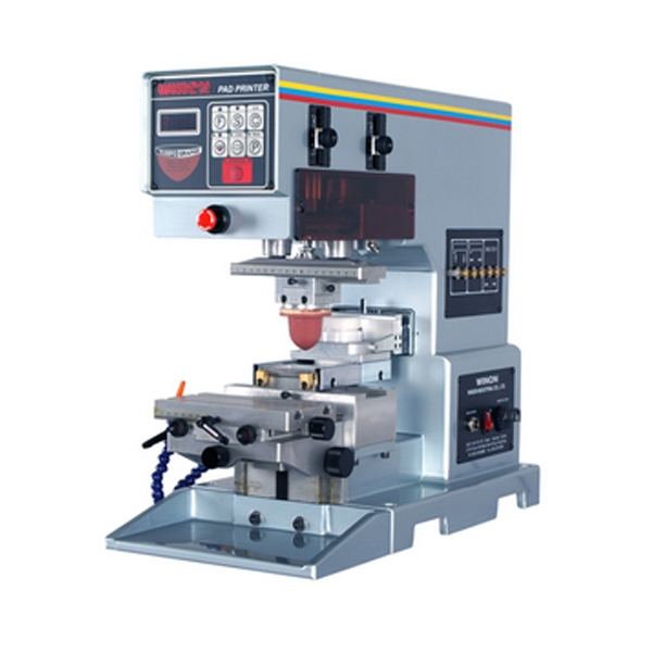 automatic grade tabletop logo pad printing machine in printers from