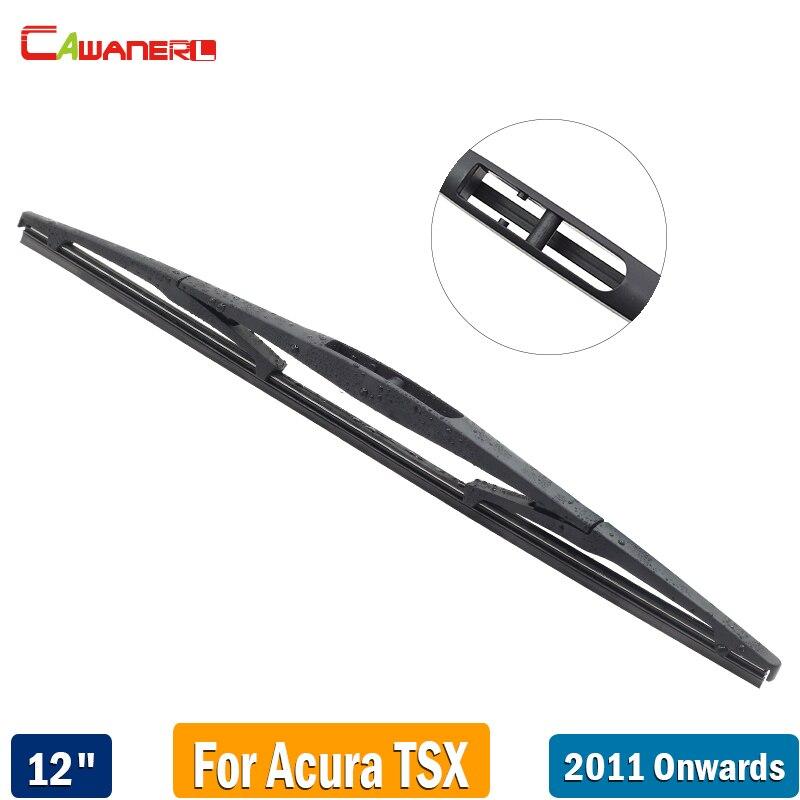 "Cawanerl For Acura TSX 2011 2017 12"" Auto Rear Windscreen"