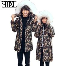 plus size s-5XL Coat Ultra warm new women Duck Down Jacket lovers Hooded Overcoat Slim Jackets men Winter Coats Parkas Padded
