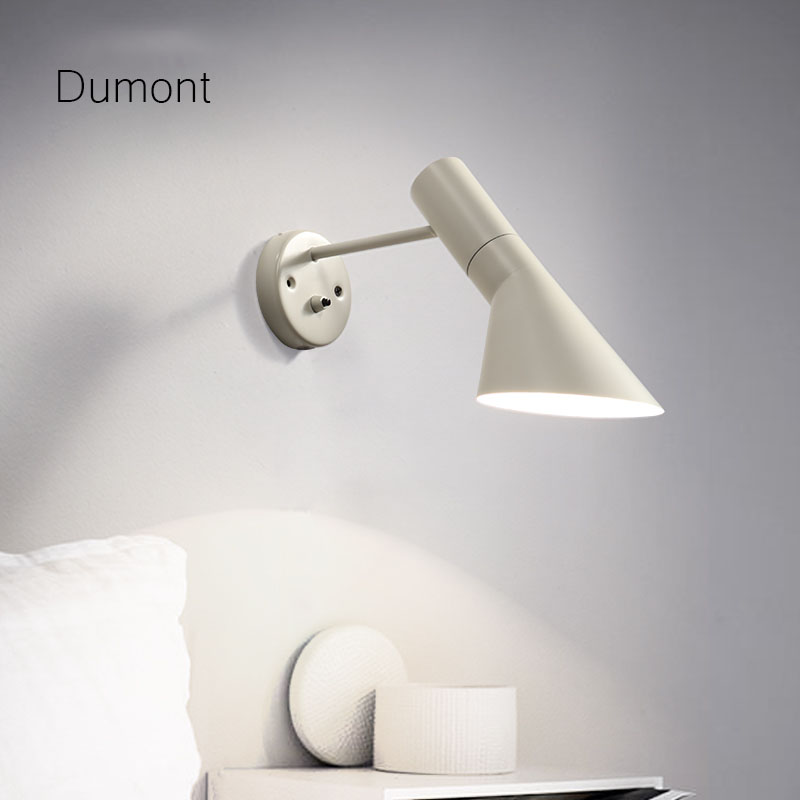 Modern Wall Lamp Sconce AJ Wall Lamp Designed by Louis Poulsen (Small) Guaranteed 100%+Free Shipping! new g3 4 flow water sensor meter digitallcd display quantitative control 1 60l min 24v power adapter