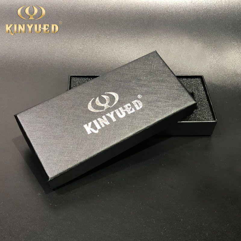 Kinyued marca de luxo tourbillon esqueleto automático