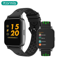 itormis Bluetooth Smart Watch Smartwatch Phone Watch Sport MTK2502 Heart rate Blood pressure Pedometer Android IOS PK A1 DZ09 Q1
