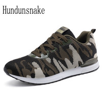 Hundunsnake Camouflage Sneakers Women 2018 Running Shoes For Men Athletic Shoes Women's Sports Shoes Female Krasovki Ladies T371