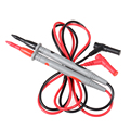 1 Pair Universal Probe Test Leads Pin for Digital Multimeter Meter 20A Compatible with Universal Multimeters