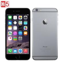 "Entsperrt Apple iPhone 6/iphone 6 Plus handy 4,7 & 5,5 ""Dual Core 16G/64 GB/128 GB Rom IOS 8MP Kamera 4 Karat video LTE"