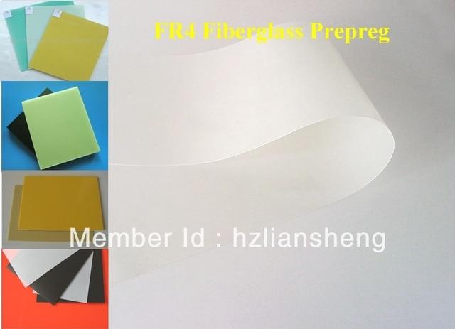 Epoxy resin FR4 glass prepreg