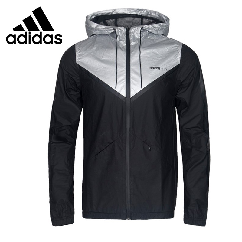 Original New Arrival 2017 Adidas M FRN WB 2.0 Men's  jacket Hooded Sportswear adidas original new arrival official neo women s knitted pants breathable elatstic waist sportswear bs4904