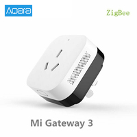 Xiaomi Aqara Smart Home Air Conditioner Companion Temperature Humidity Sensor Gateway Linkage Function Work With Mi Home App