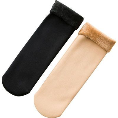 Winter Warmer Thicken Thermal Wool Cashmere Snow Socks 3