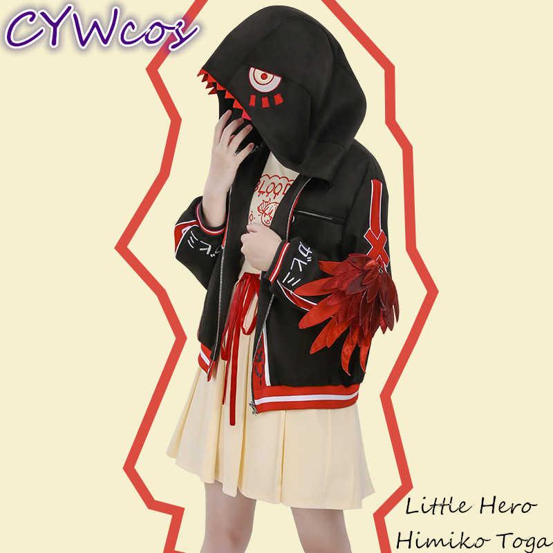 Anime Cosplay My Hero Academia Himiko Toga Lovely Cute