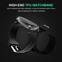 men waterproof LYKRY M31 Smart Bracelet Full Screen Touch Smart Watch Men Women Heart rate Blood Pressure Monitor Waterproof Sport Watch (4)