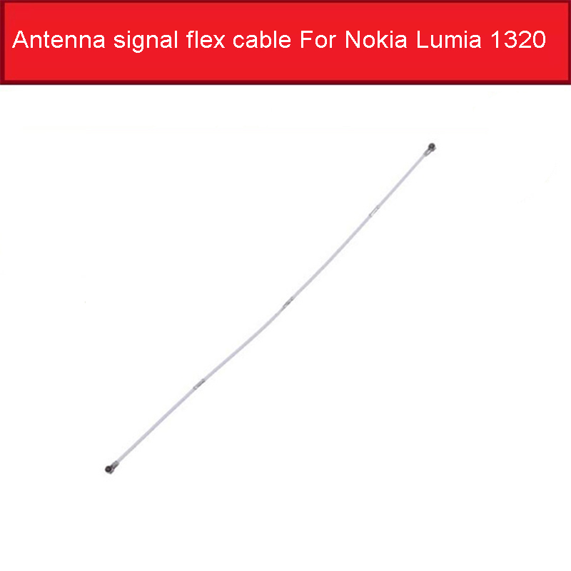 Original Antenna signal flex cable For <font><b>Nokia</b></font> Lumia <font><b>1320</b></font> 6.0