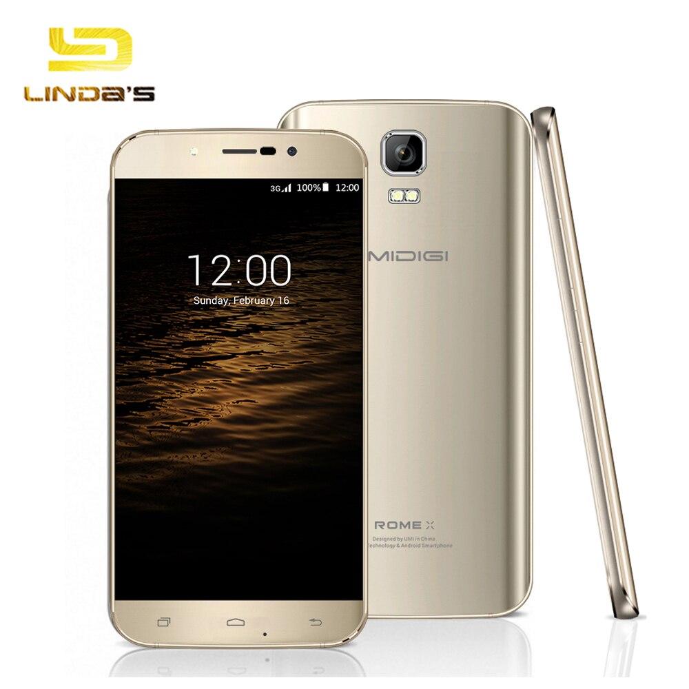 Цена за Оригинальный Umi Рим Х 5.5 ''Android 5.1 Мобильный Телефон 1 ГБ ОПЕРАТИВНОЙ ПАМЯТИ 8 ГБ ROM 2500 мАч 1280x720 8.0MP MTK6580 Quad Core Dual SIM Смартфон