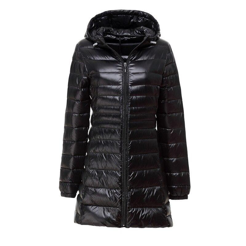 long waterproof winter coat with bag fashion trendy shop. Black Bedroom Furniture Sets. Home Design Ideas